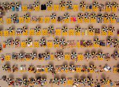 Le foto più belle fatte con i droni quest'anno - Il Post