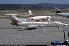 Tupolev Tu-154M aircraft picture
