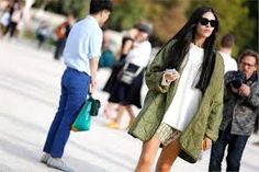 Image result for military style vogue