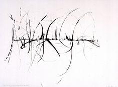 Berliner Sammlung Kalligraphie: Mari Emily Bohley