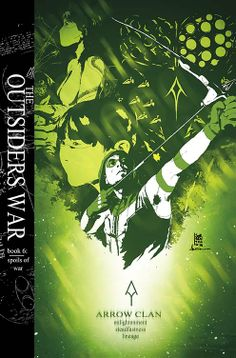 "GREEN ARROW #31  Written by JEFF LEMIRE  Art and cover by ANDREA SORRENTINO  On sale MAY 7 • 32 pg, FC, $2.99 US • RATED T ""The Outsiders War"" finale, featuring the return of Count Vertigo! As the final shot in this war is fired from his bow – what is left of Green Arrow?"