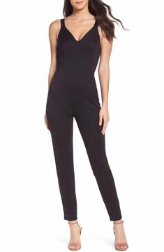 5e312259c1b Fraiche by J Body-Con Jumpsuit Holiday Outfits