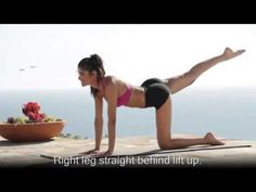 45 MINUTE BEST PILATES WORKOUT - fitness, slimming and strength DAILY I'll have to try this sometime!
