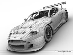 2012 Aston Martin DBR9 cars pictures gallery -