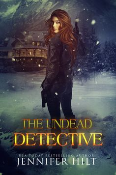 """A reunion at the remote Colorado mansion of her former vampire employer isn't high on her """"to do"""" list but Ben has asked for a white Christmas and Silverthorne is curious about her former colleagues.  But when their host is murdered it's obvious Ravenhurst holds its own dark secrets with no one escaping suspicion—fae, nymph, shifter, witch and demon.  Good thing, Silverthorne has a talent for solving crimes, a taste for blood and a knack at wanting the forbidden."""