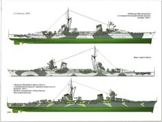 Russian Light & Heavy Cruisers, WWII 1941-1942. раймондо монтекукколи дука д'аоста