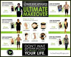 It Works Ultimate Makover Challenge! Make over your body in 8 weeks. Don't just pin it, check out the website!