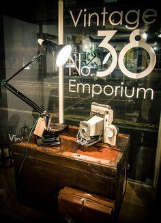 NO 38 VINTAGE EMPORIUM NEWPORT PAGNELL