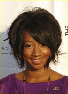 Monique Coleman  season 3 celebrity on DWTS