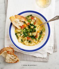 Soup au pistou (Supa sa pestom) | Prirodna Medicina. Kompletan recept na http://prirodnamedicina.com