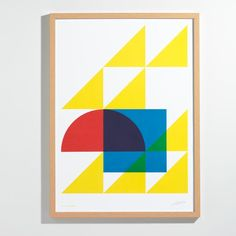 // Primary Shapes by Alex Fuller