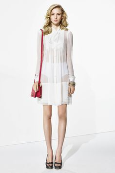 Diane Von Furstenberg  All the Best Looks From Resort 2016  - ELLE.com