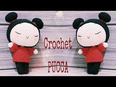 Amigurumi doll|코바늘로 뜨는 뿌까 인형 엿보기 | 뿌까 인형 만들기 |プッカ人形 | Crochet Pucca doll Part 1| DIY - YouTube Diy Crochet Doll, Crochet Hats, Feeling Used, How Are You Feeling, Doll Parts, Crochet For Beginners, Amigurumi Doll, Snoopy, Make It Yourself