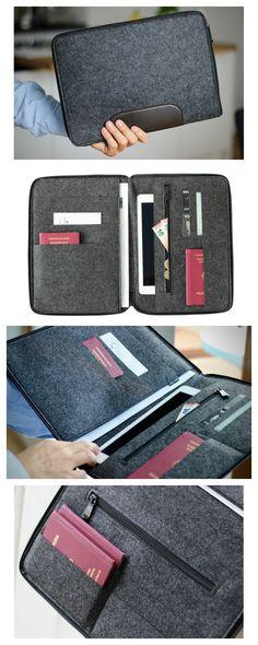 775424e10662c Reise Organizer   Reisedokumententasche   Familien Reise Organizer für  maximalen Stauraum an Reisedokumente (mind.