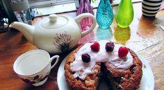 Cake: The Blush Cult Blush, Pudding, Breakfast, Cake, Desserts, Food, Morning Coffee, Tailgate Desserts, Pie