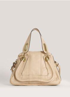ChloéParaty small leather shoulder bag