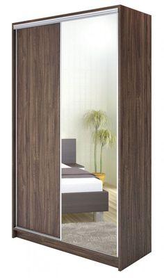 Skriňa so zrkadlom, dub bahenný Decor, Furniture, Bed, Home, Room Diy, Home Decor, Room