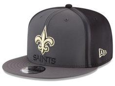 New Orleans Saints New Era NFL Tactical Camo Band 9FIFTY Snapback Cap