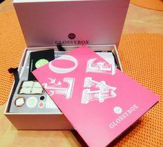 """Unboxing meiner Glossybox in der """"Love Edition"""" vom Februar 2015 ❤"""