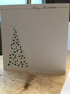 Xmas Cards, Diy Cards, Christmas Crafts, Christmas Decorations, Alphabet, Dot Painting, Grafik Design, Inspire Others, Christmas Inspiration