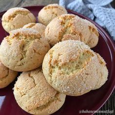 """2,827 Beğenme, 131 Yorum - Instagram'da Esen Koç 👩🍳 babaneminmutfagi (@babaneminmutfagi): """"İster süt kurabiyesi,isterseniz çay kurabiyesi diyebilirsiniz bendeki adı 😍Anne Kurabiyesi 😍…"""" Anne, Food Ideas, Muffin, Pasta, Bread, Cookies, Breakfast, Desserts, Instagram"""