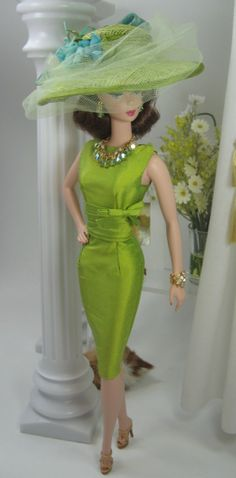 Perfectly Peared for Silkstone Barbie