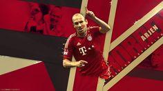 Arjen Robben 2013 Bayern Munchen Wallpapers #7014440