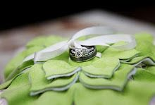 Anna Whitford Wedding Ring Pillows