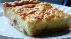 gr 2016 02 tyropita-me-giaoyrti-xoris-fyllo. Pastry Recipes, Pie Recipes, Cooking Recipes, Greek Cooking, Easy Cooking, Cookie Dough Pie, Greek Pastries, Eat Greek, Good Food