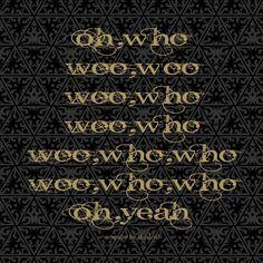 Rolling Stones-Klassiker für den Ohrwurm am Morgen!  Quotes für die Wand.