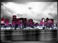 Stijlvolle glasschilderij in retro stijl! Zie onze HIT: https://www.schilderijenart.nl/glas-schilderijen/steden-glasschilderijen/glas-schilderij-wolkenkrabber-kleur-paars-roze-grijs-f006231gs.html