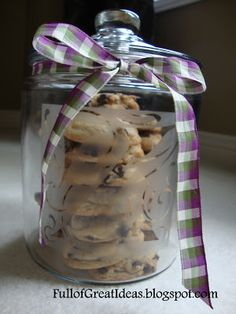 Full of Great Ideas: The Best Chewy Chocolate Chip Cookie Recipe!