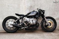 RELIC MOTORCYLES R 100 S - RocketGarage - Cafe Racer Magazine