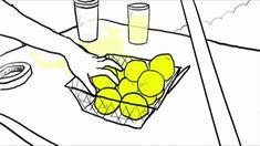 """Lemonade""- A Rotoscoped Short Film"