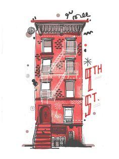 All The Buildings In New York   BigJon