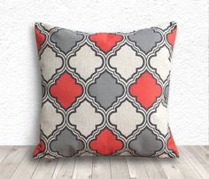 Pillow Cover Pillow Case Cushion Cover Linen Pillow by 5CHomeDecor, $14.99