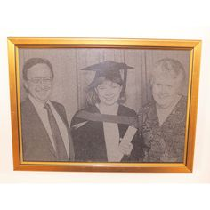 Photo Engraving on Glass