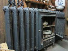 Cast Iron Hot Water Radiators | Addison's Inc.