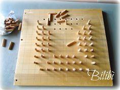 Bilibì: Telaietto in legno fai-da-te