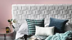 10 DIY headboards to try | Stuff.co.nz