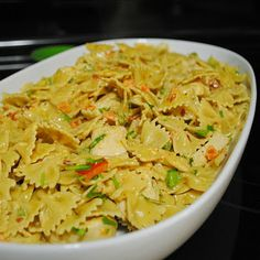 Homemade By Holman: Chipotle Chicken Pasta
