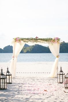 Charlie and Cherlyn's Wedding in Four Seasons Langkawi