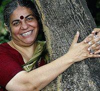 Liberati dalle emozioni: Vandana Shiva