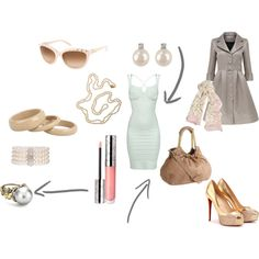 Anniversary Date!, created by amberrose-215 on Polyvore