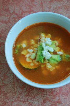 Sopa Azteca (from The Bojon Gourmet) « Apollo & Co