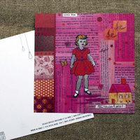 Postcards 5.5''x5.5'', , , , , - Page 2