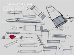 中興2015+ - 高級概念設計 - 2013年Behance