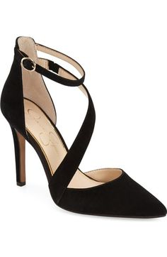 Jessica Simpson 'Castana' Pointy Toe Pump (Women) available at #Nordstrom