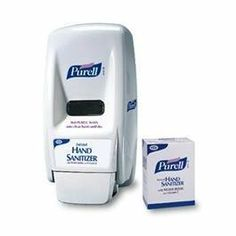 Purell Grey Key 1000ml BIB Cartridge #7187-06 by Purell. $14.97. Purell Grey Key 1000ml BIB Cartridge -fits dispenser 7106-06. This dispenser has the same color push bar as the rest of the dispenser. Please contact customer servoce if you have any questions if this fits your dispenser on the wall.  SKU # 7187-06