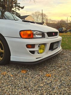 Front Lip Reference Guide (not another picture thread) - Subaru Impreza GC8 & RS Forum & Community: RS25.com